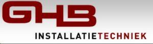 logo GHB Installatietechniek