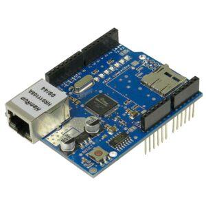 Arduino W5100 Ethernet Hat