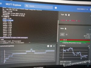 schermprint MQTT Explorer